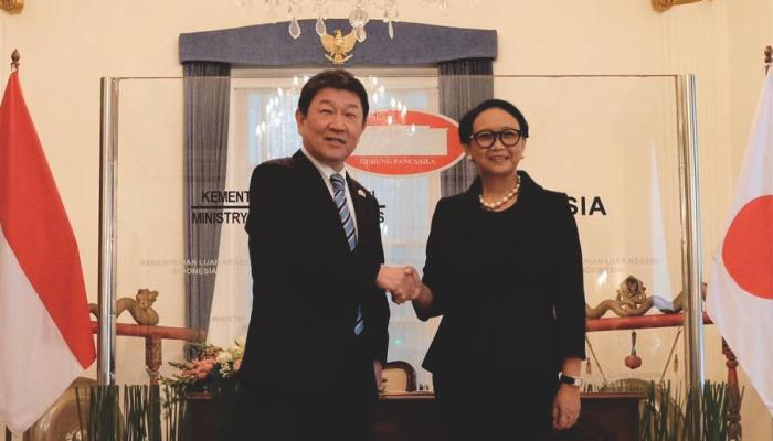 Jepang Berkomitmen Menjadi Mitra Kunci Pembangunan Sektor Prioritas Indonesia